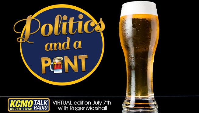 Virtual Politics and a Pint – with Roger Marshall