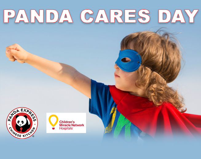 Panda Cares Day – August 8th