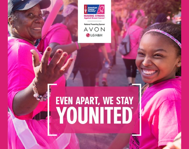 Making Strides Against Breast Cancer – Oct. 24
