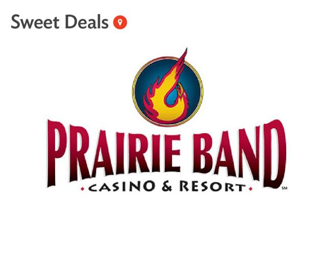 prairie band sweet deals