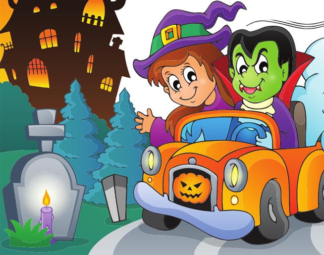 SAFE Halloween Family Fun!