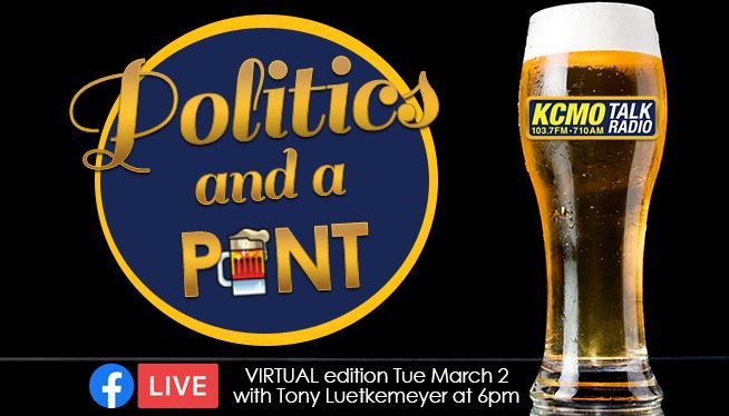 Virtual Politics and a Pint with Tony Luetkemeyer