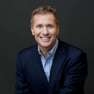 Former Missouri Governor Eric Greitens Explains Why He's Running for U.S. Senate