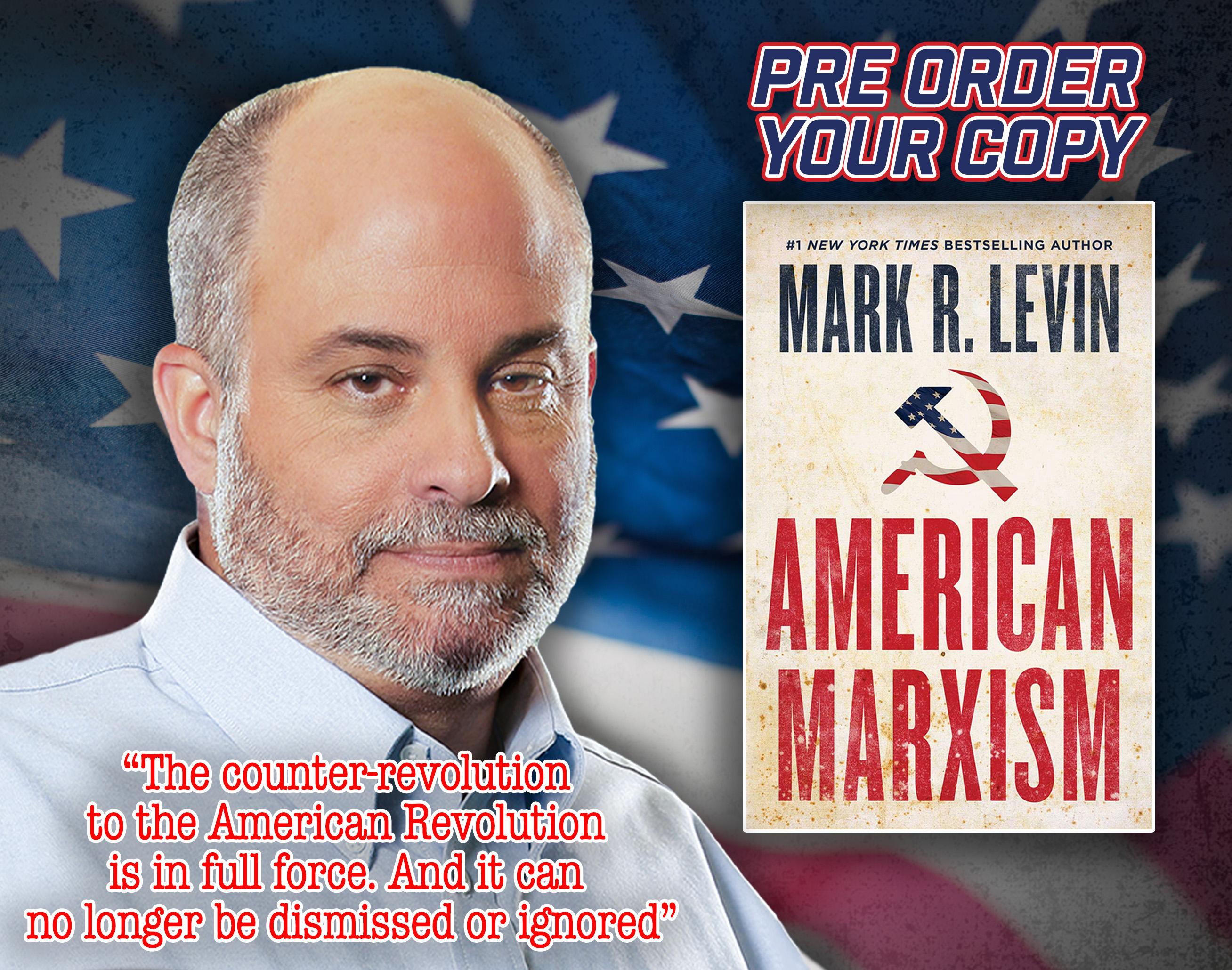 Mark Levin – NEW BOOK
