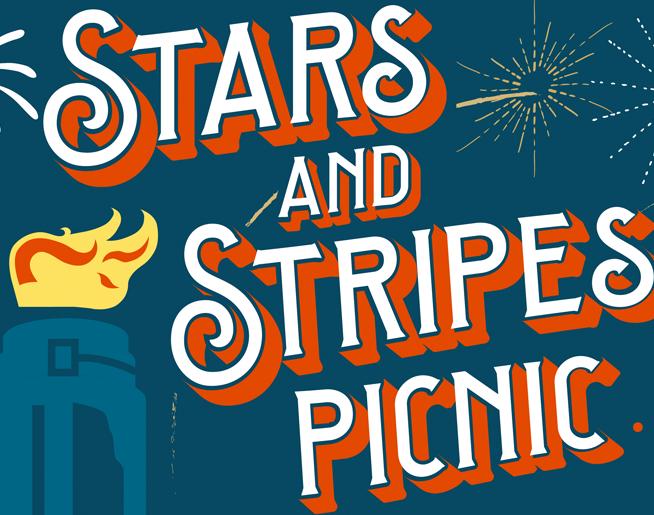 Stars & Stripes Picnic & Fireworks // 7.3.21 @ National WWI Museum & Memorial