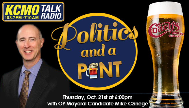 Politics and a Pint with Mike Czinege