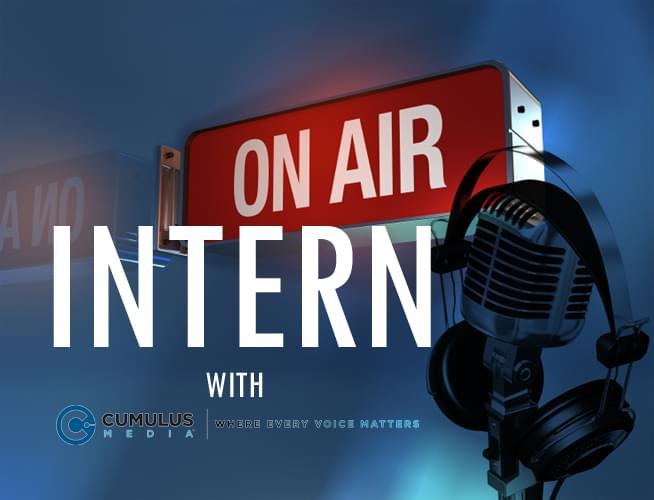 Cumulus Radio Internship