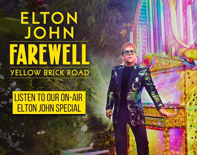 Elton John Farewell Yellow Brick Road Special
