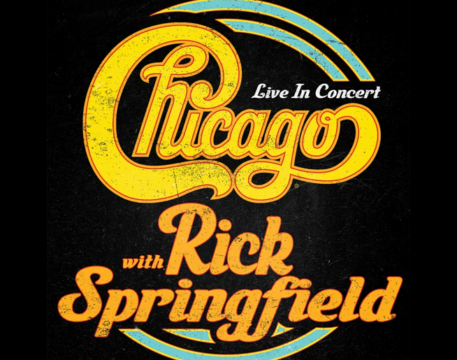 Chicago & Rick Springfield at Starlight on June 24