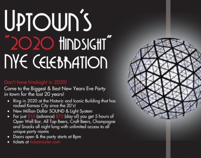 Uptown New Years Eve Bash