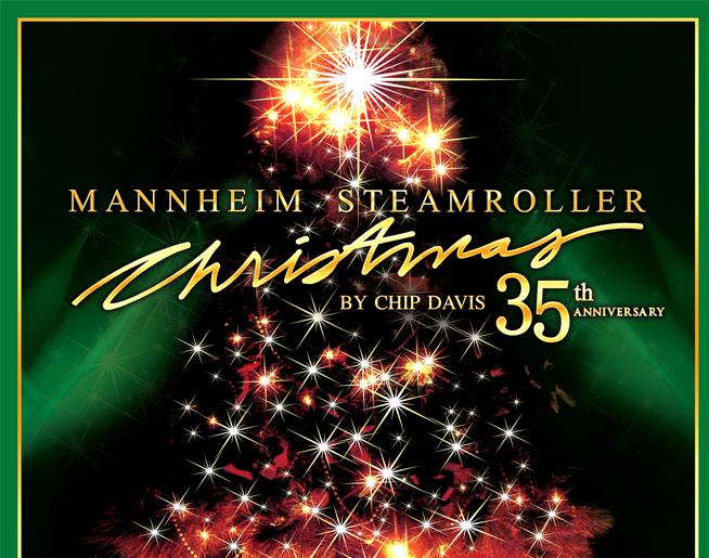 Win a Mannheim Steamroller Gift Pack!