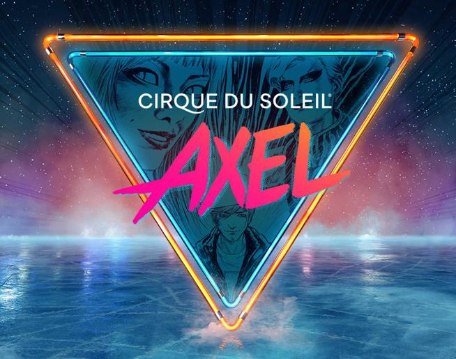Cirque du Soleil AXEL // 1.30.20 – 2.2.20 @ Sprint Center
