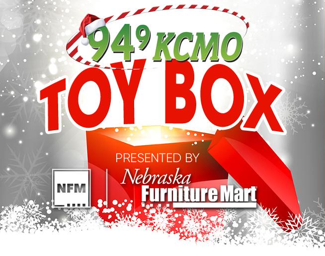 94.9 KCMO's Toy Box Presented by Nebraska Furniture Mart