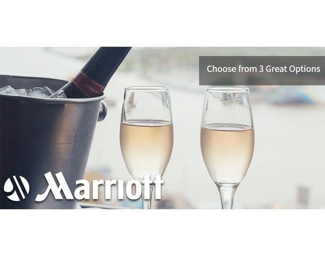 Marriott NYE contest