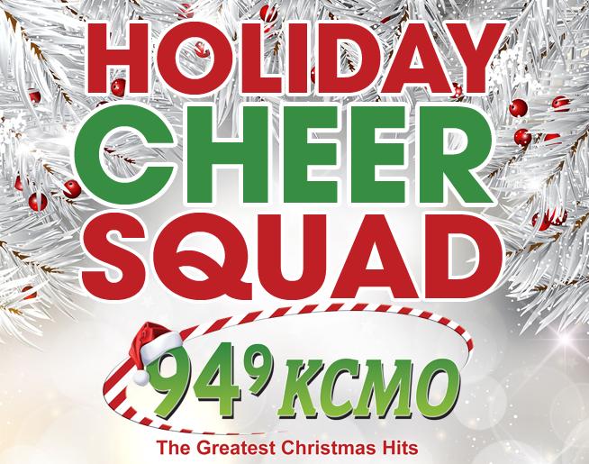 94.9 KCMO Holiday Cheer Squad