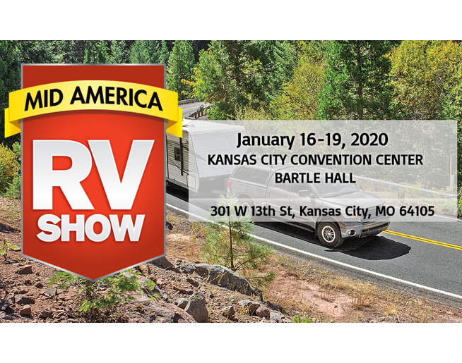 Mid America RV Show – Jan. 16-19