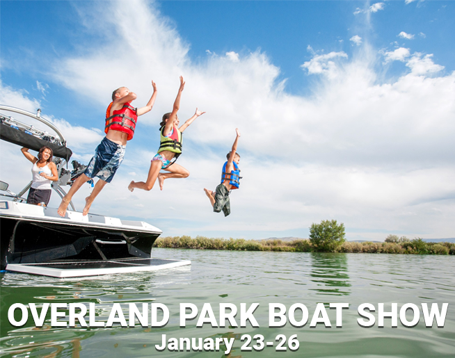 Overland Park Boat Show – Jan. 23-26