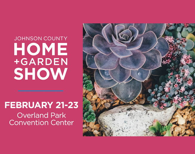 JOCO Home & Garden Show – Feb. 21-23