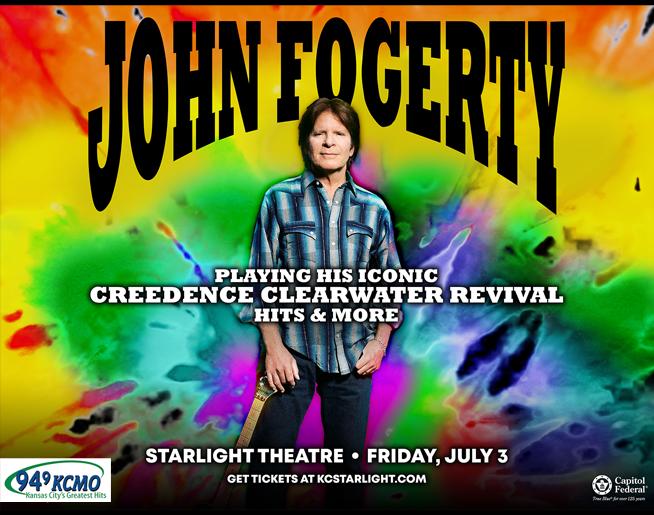 John Fogerty // 7.3.20 @ Starlight