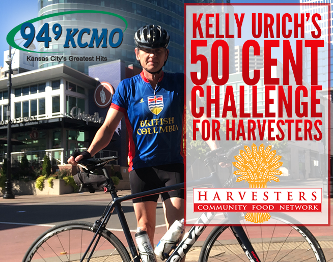 50 Cent Challenge for Harvesters