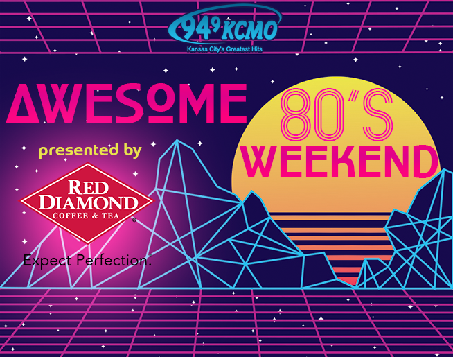 Awesome 80's Weekend presented by Red Diamond Iced Tea