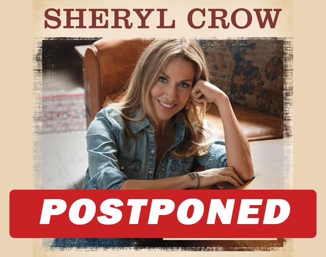 Sheryl Crow // POSTPONED @ Grinders KC