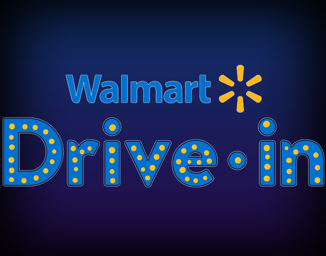 Win tickets to the Walmart Drive-In on Aug. 14!