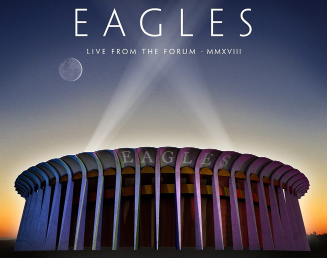 """Listen to win The Eagles """"Live From The Forum"""" Concert Film"""