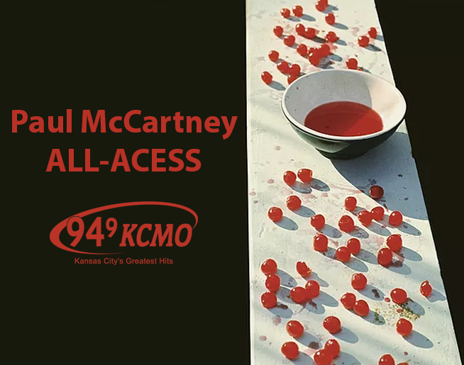 mccartney all access