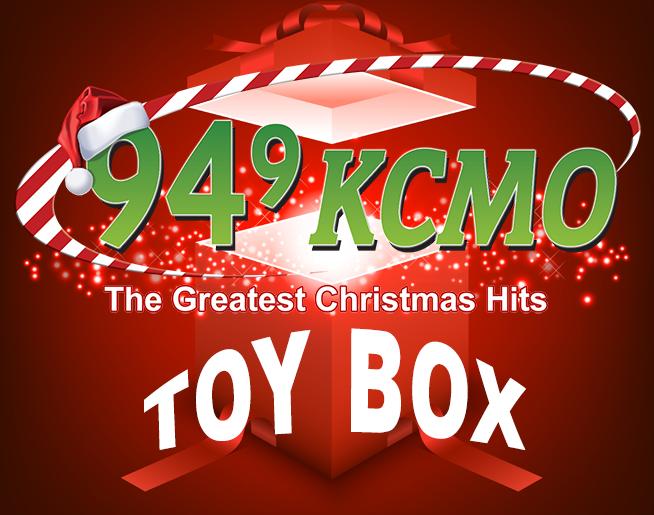 94.9 KCMO's Toy Box!