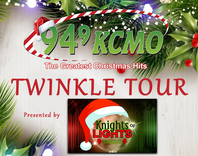 Twinkle Tour presented by KC Ren Fest Knights of Lights