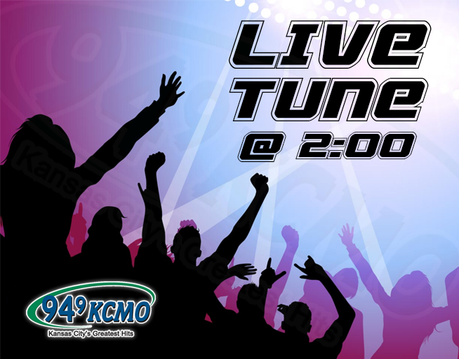 94.9 KCMO's Live Tune at 2