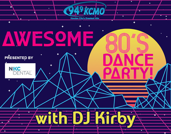 Awesome 80's Dance Party