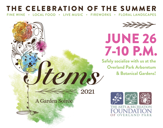 Stems: A Garden Soirée – June 26th