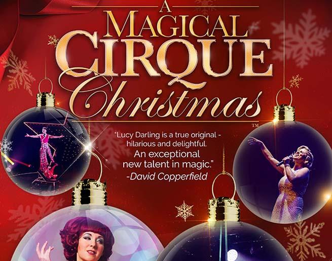 A Magical Cirque Christmas // 12.21.21 @ KC Music Hall