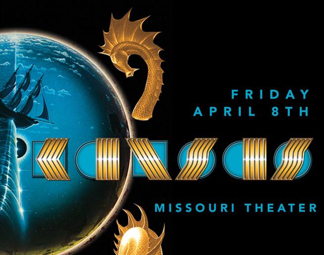 Kansas // 4.8.22 @ Missouri Theater