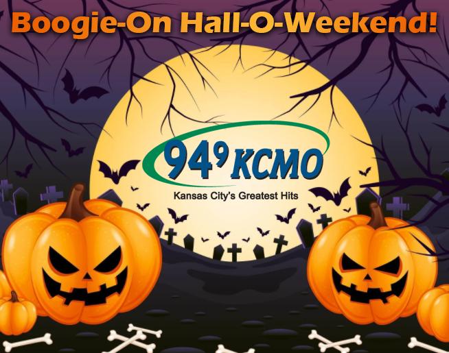 Boogie-On Hall-O-Weekend //10.29-10.31