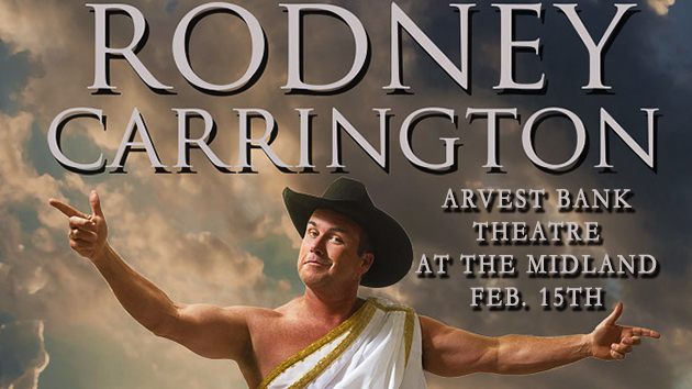 Rodney Carrington at Arvest Bank Theatre at The Midland