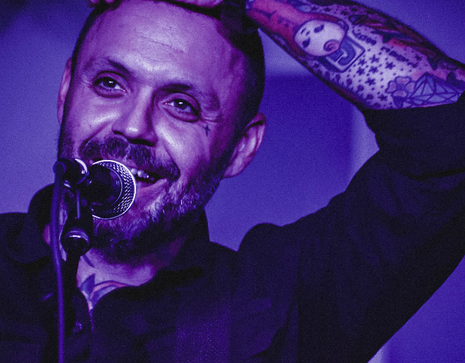 Gallery // Justin Furstenfeld @ The 10 Spot