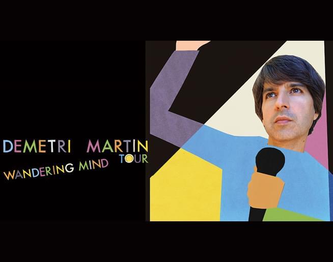 demitri martin