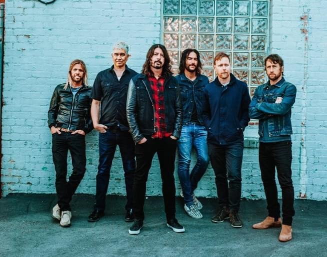 """Watch Foo Fighters' Stirring """"Times Like These"""" From Biden Inaugural"""