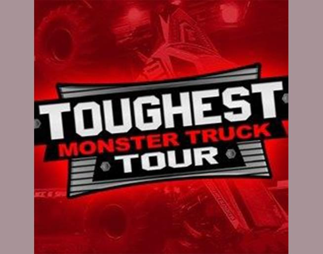 Toughest Monster Truck Tour // 4.3 – 4.4 @ SEC Arena