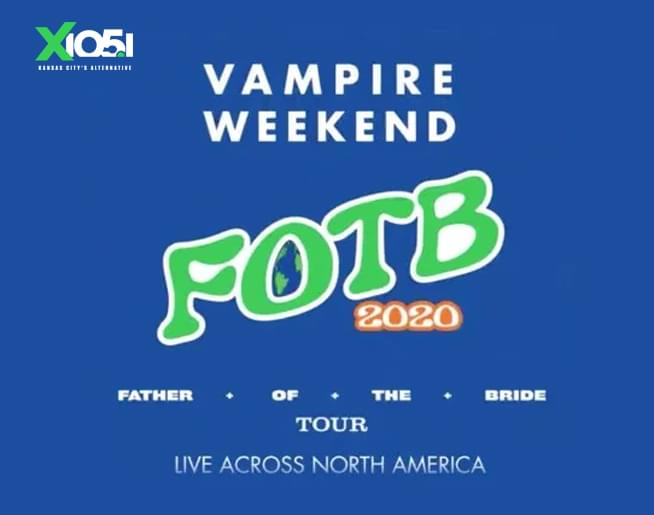 Vampire Weekend // 9.29.20 @ Starlight Theatre