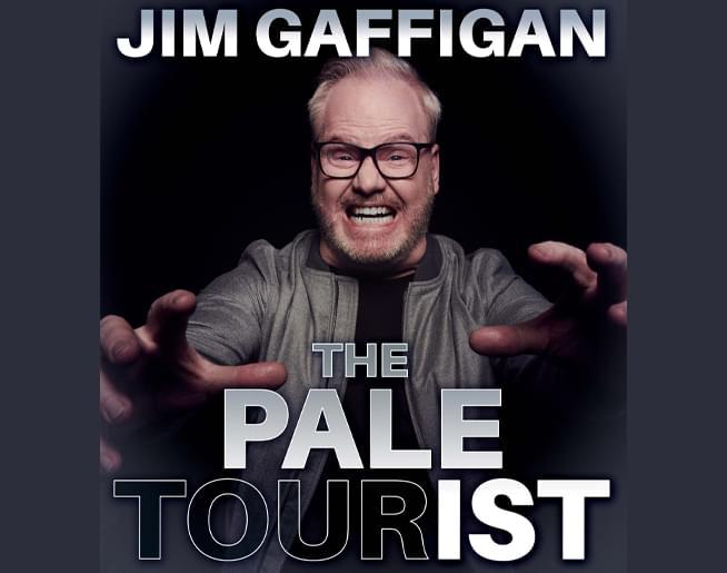 Jim Gaffigan // 2.20.20 @ SEC Arena