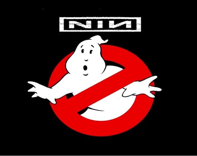 nine inch nails ghostbusters