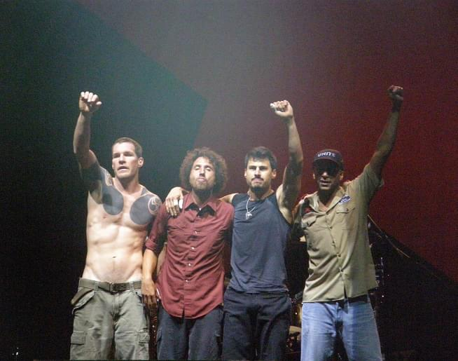 Rage Against The Machine Postpone Tour… AGAIN.