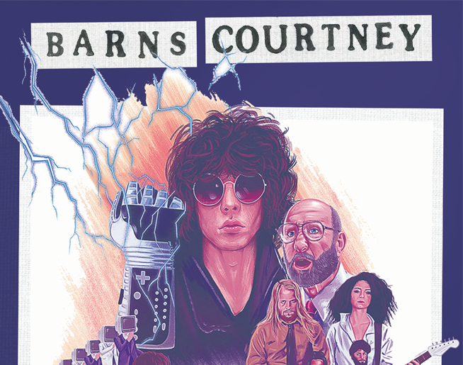 Barns Courtney // 6.2.2020 @ Madrid Theatre