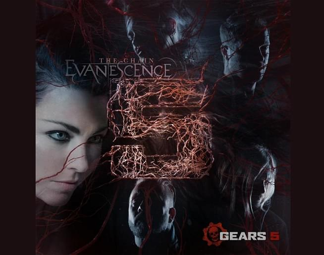 NEW MUSIC: Evanescence 'The Chain' (Fleetwood Mac cover)