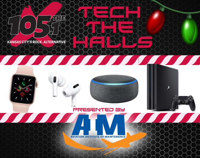 Listen for your chance to Tech the Halls