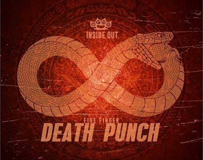 five finger death punch ffdp inside out